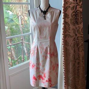 Elie Tahari flattering summer dress